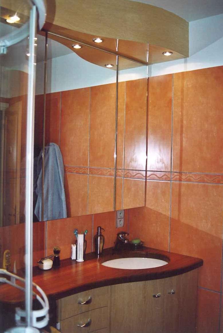 grande douche petite salle de bain
