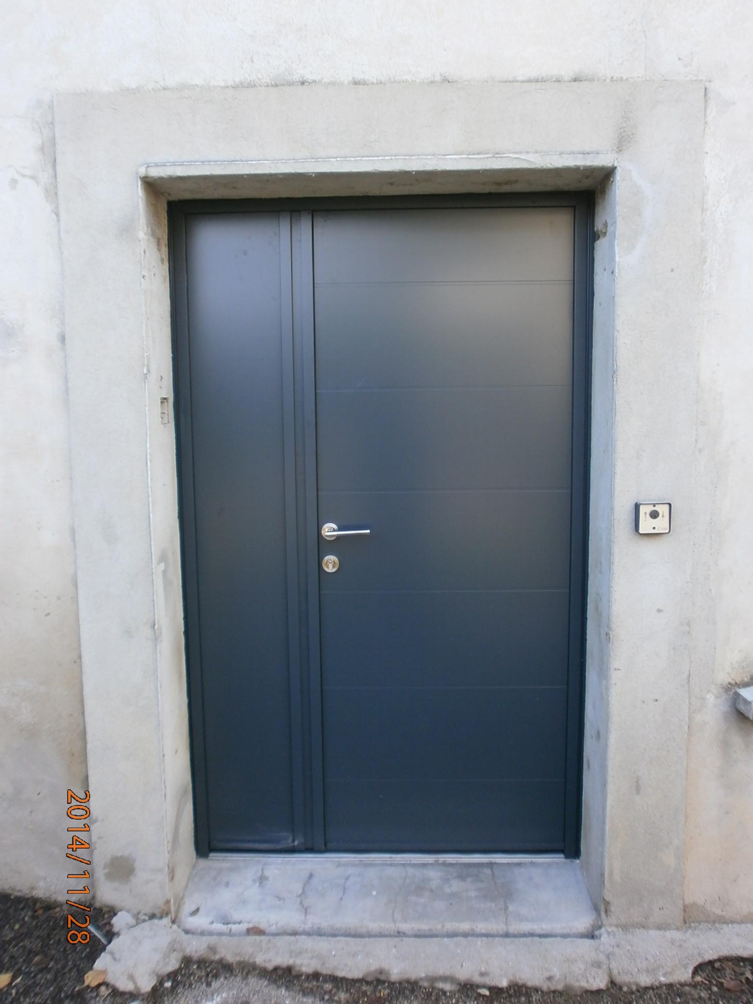 Menuiserie extérieur aluminium