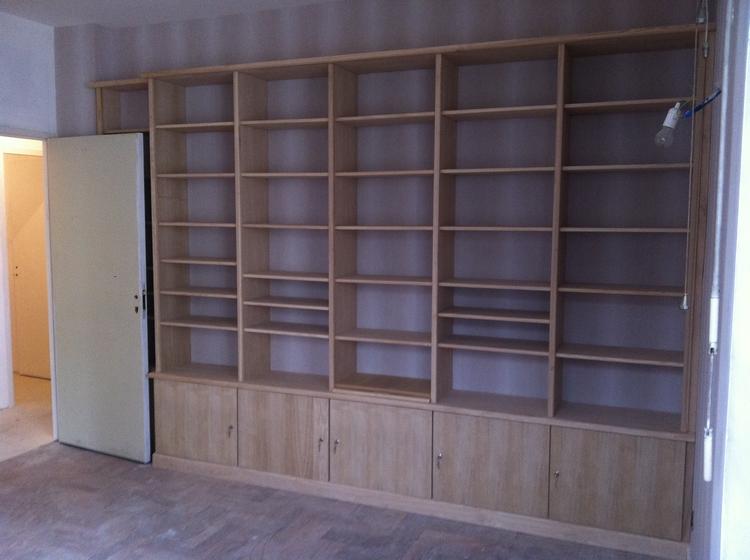 panneau de finition cuisine les panneaux de particules carcasse avec finition en mlamine des. Black Bedroom Furniture Sets. Home Design Ideas