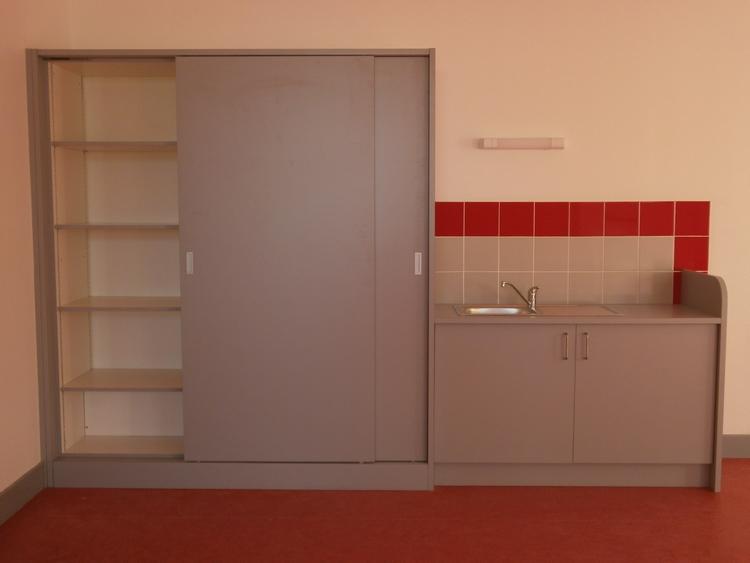 Placard dressing cuisine salle de bains menuiserie for Placard salle de bain